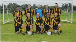 2004 Vets Reunion Laurels team