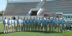 2003 Royal Navy Portugal Tour