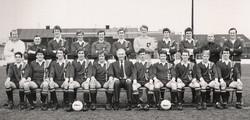 1976 RNFA Inter Service Winners
