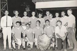 1969 40Cdo RM China Shield Winners