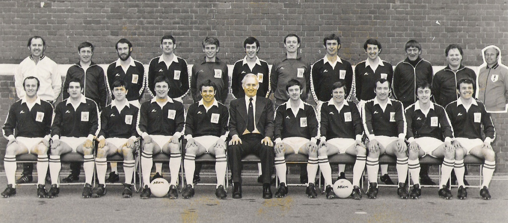 1978 RNFA Inter Service Winners