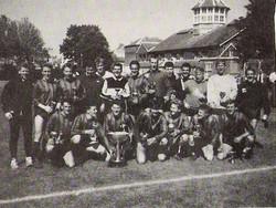 1990 Tunney Cup Winners 45Cdo RM