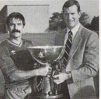 1985 Tunney Cup Winners RM Poole