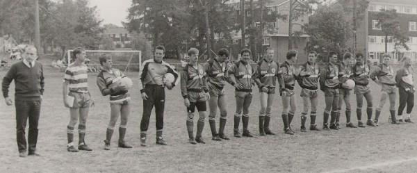 1990 CTCRM Football Team 30th April 1990