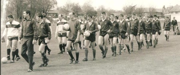 CTCRM Football team 1980s TBC