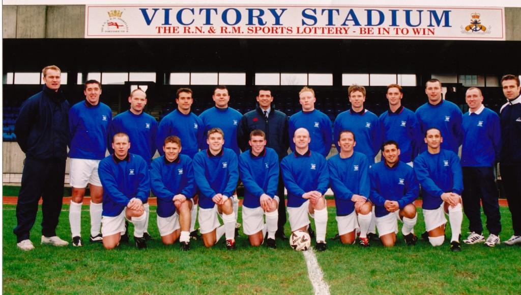 2004 Royal Navy FA