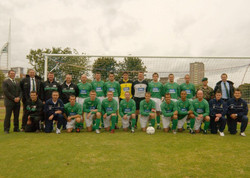 2005 Inter Commands Winners RMFA