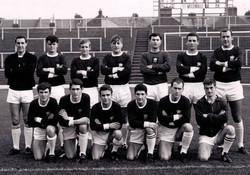 1968 Royal Navy FA
