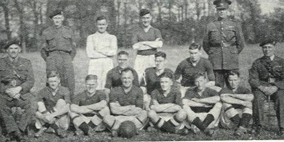1944 HMS ST Mathew Football Team