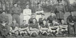 1944 HMS ST Mathew Football Team