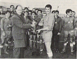 1981 Tunney Cup Winners CTCRM