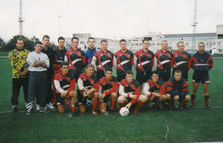 1998 Inter Commands Royal Marines