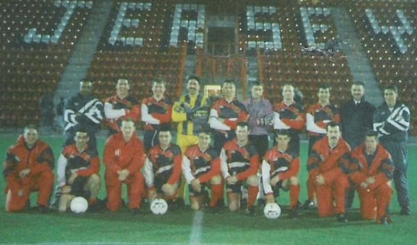 1997 Jersey tour