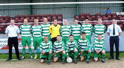 2009 Royal Marines FA 2 Merstham FC 2 at Whyteleafe Fc Caterham
