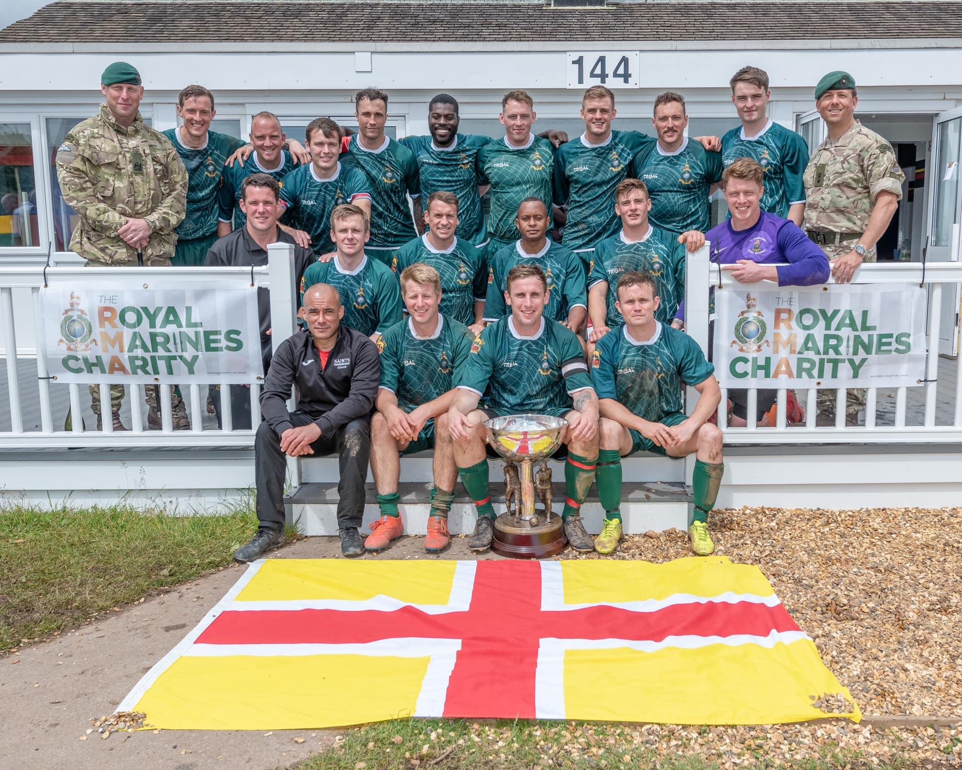 2019 Tunney Cup winners 42Cdo