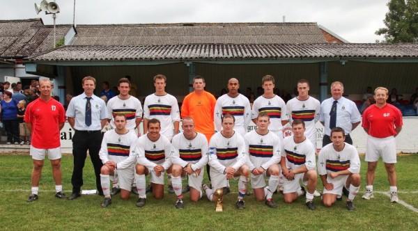 2010 Taunton Town 1 Royal Marines 2