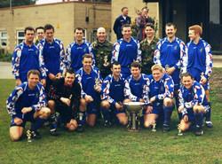 2000 Tunney Cup Winners RM Poole