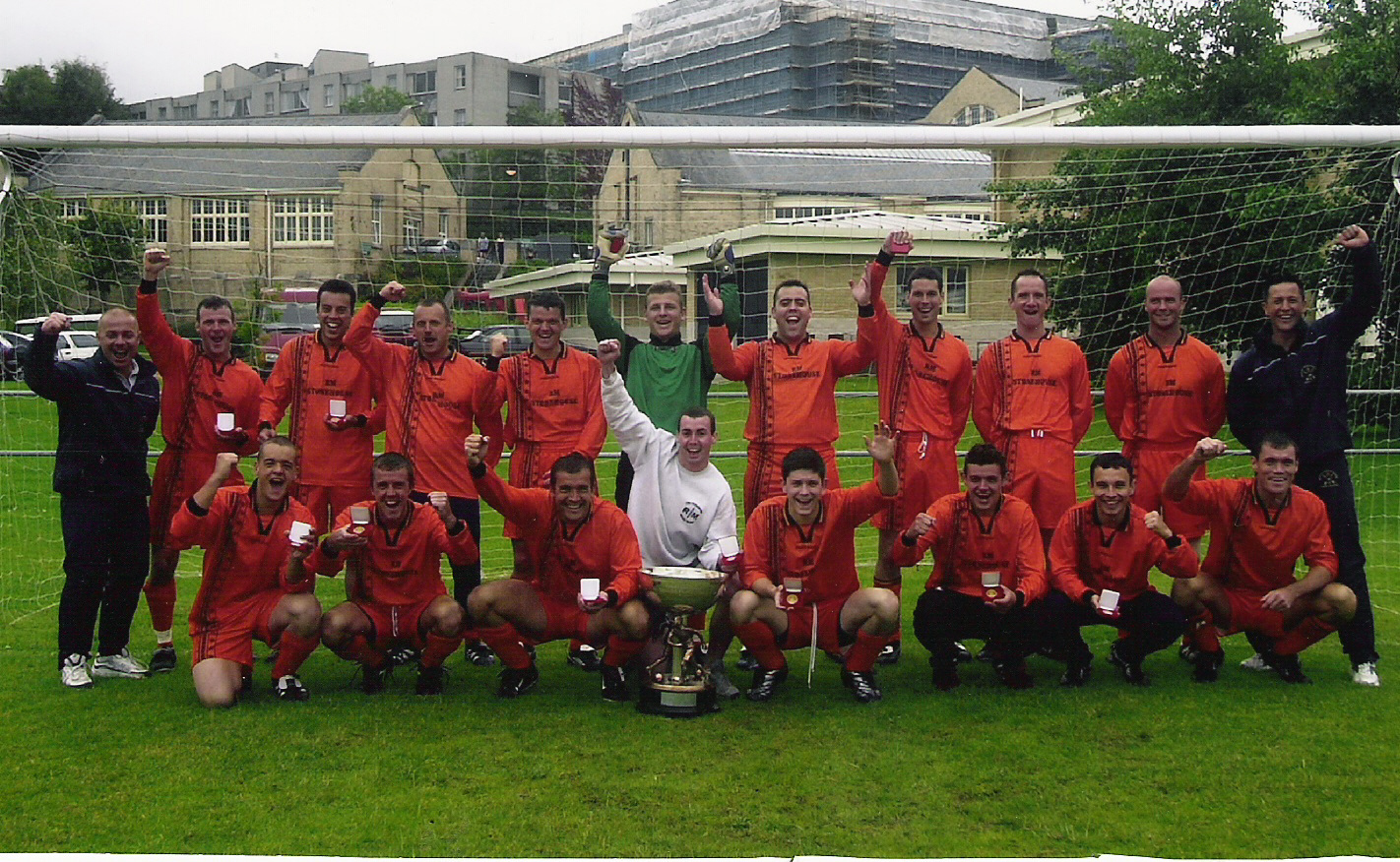 2002 Tunney Cup Winners UKLFcsg