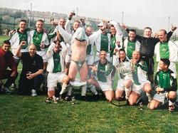 2002 42Cdo Navy Cup Winners