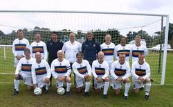 2009 Vets Reunion Globes team