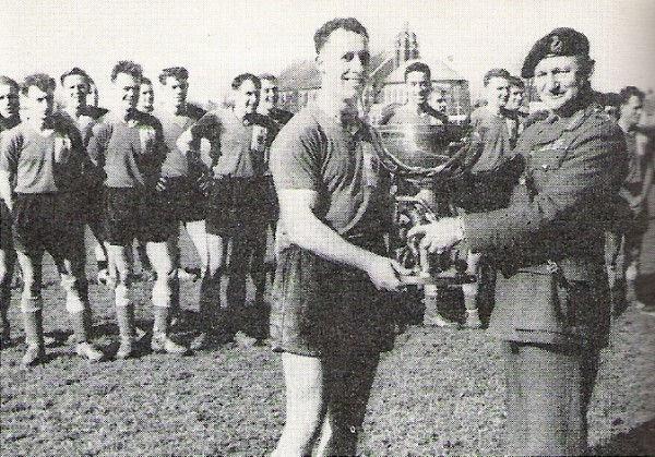 John Ellis 1964 Tunney Cup winning captain Depot RM Deal