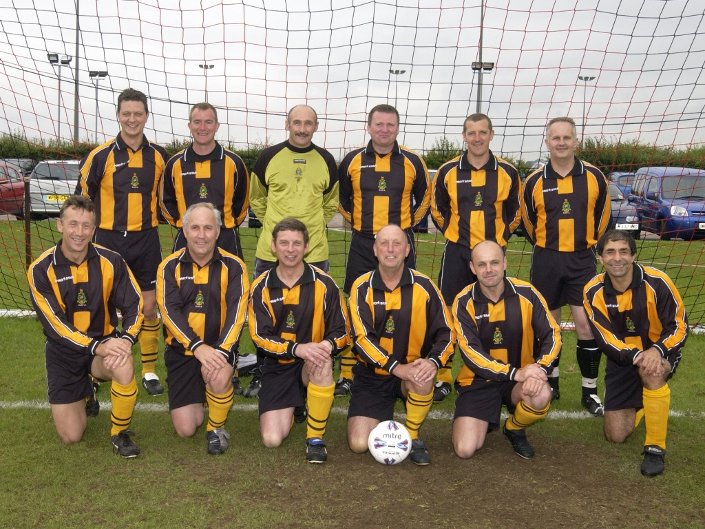 2007 Vets Reunion Laurels team