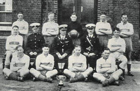 1938 Depot RM Minor League team
