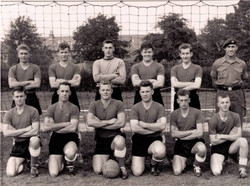 1963 Depot RM Deal Football Team