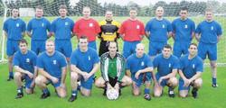 2002 Royal Marines 0 London Banks 0