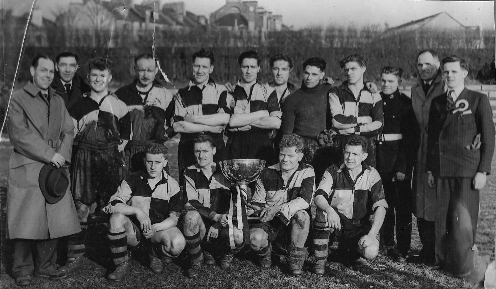 1955 ITCRM TUNNEY CUP WINNERS