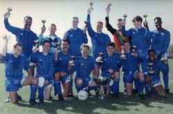 1991 Tunney Cup Winners RM Poole