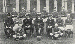 1929-30 Chatham Division RM 1st team