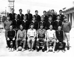 1971-72 41 Cdo RM at Malta