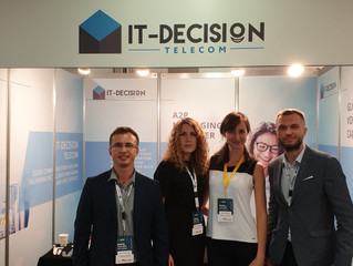 ITD Telecom is the sponsor of Wholesale World Congress in Madrid