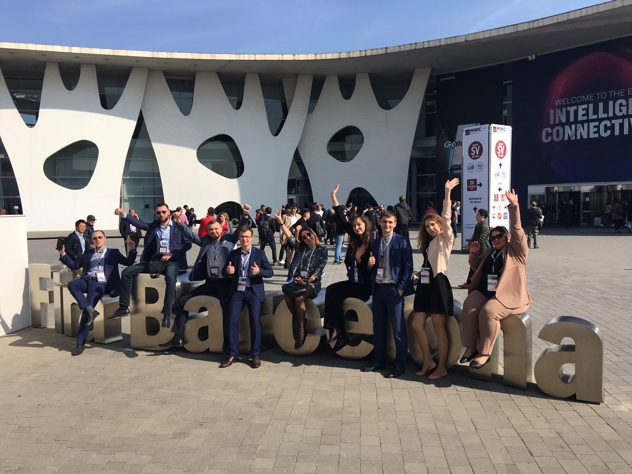 ITDT at MWC Barcelona 2019