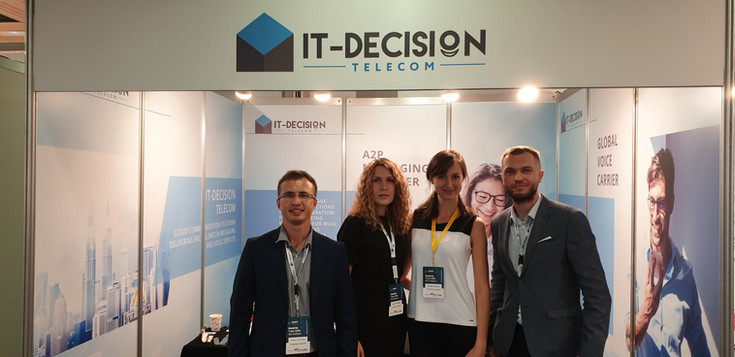 ITDT at WWC Madrid 2019