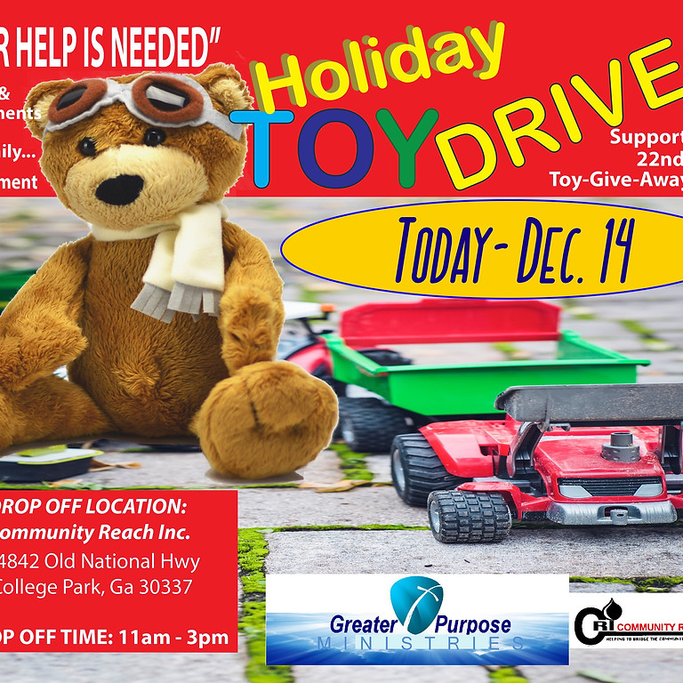 Donations for Toy Drive (1)