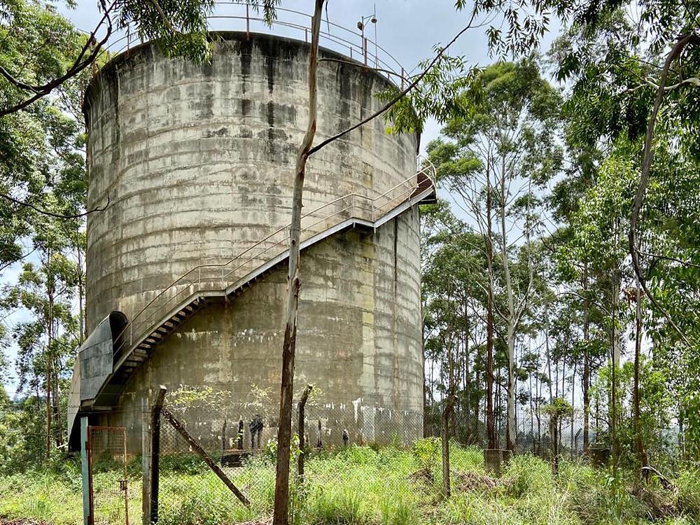Penstock Water Tank, Ooty