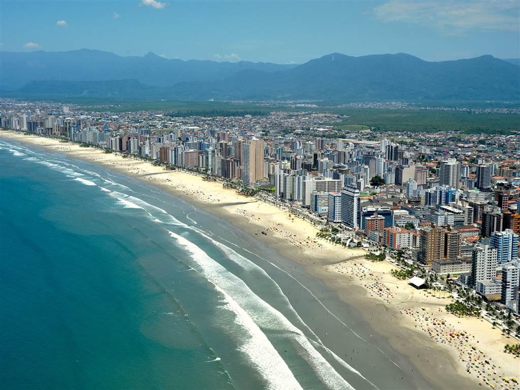 Unitá HomeStay Flat em Praia Grande
