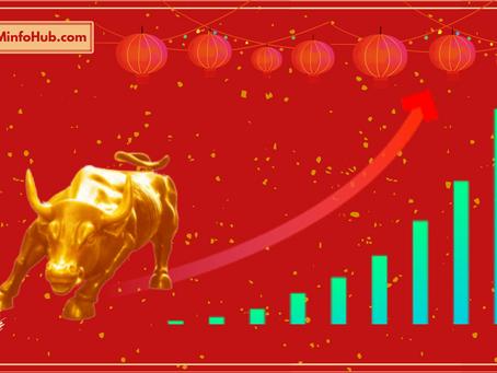 MinfoHub wish you a Happy Chinese Niu Year!  - 2021