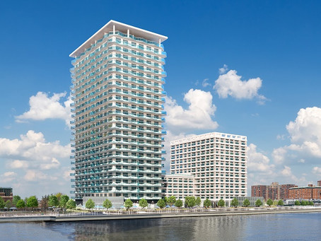 LeFrak, Simon announce artist for lobby piece at new Jersey City residential tower