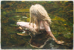 Untitled Priscilla in water