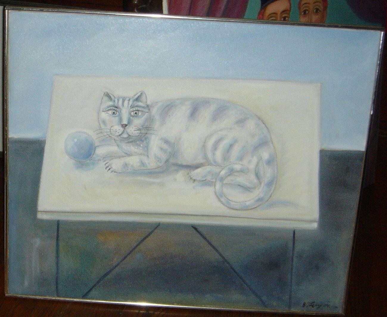 Eileen's Cat (Levy)