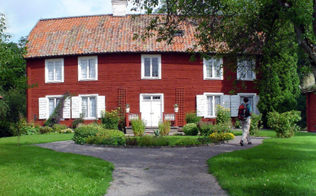 "Welcome to ""Natura Curiosa"" at Linnaeus Hammarby Estate"
