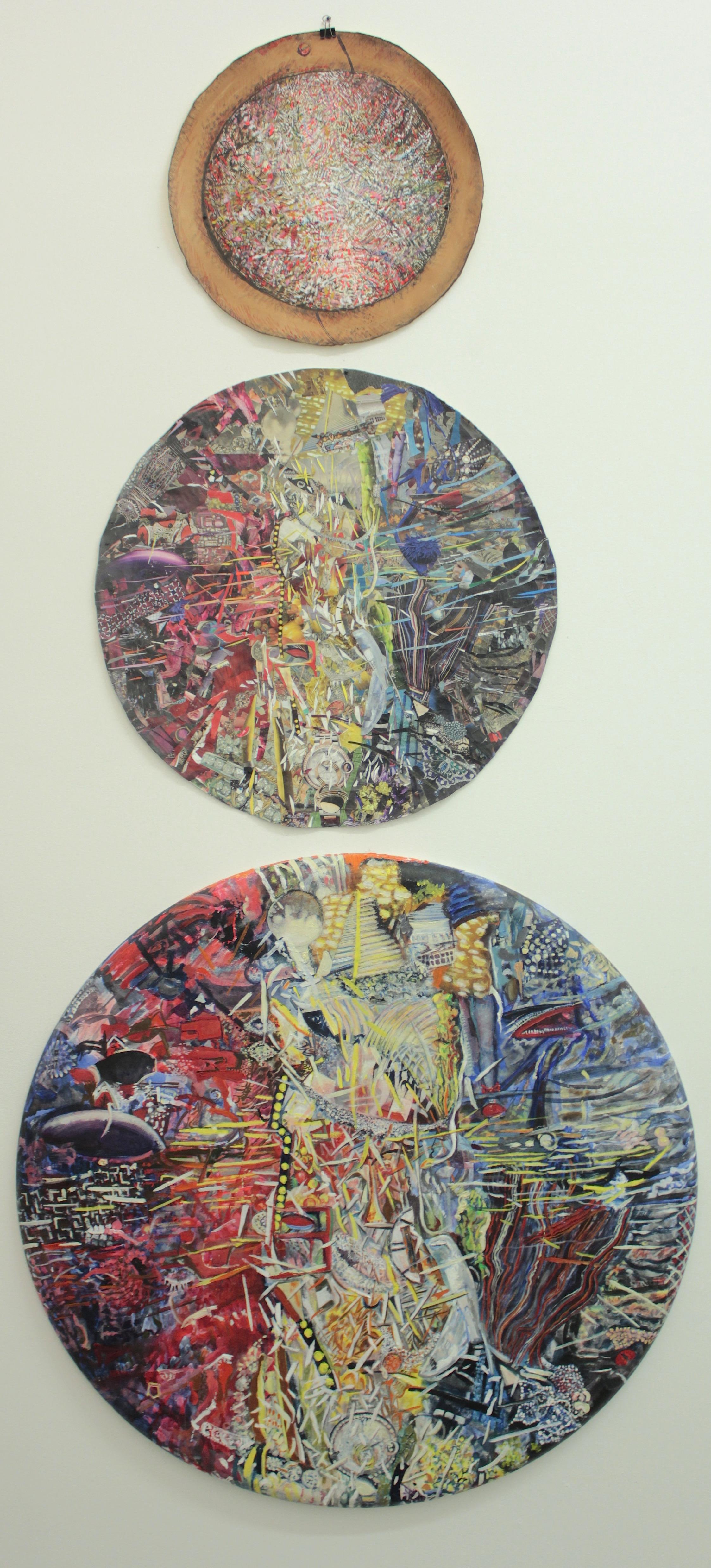 Round 3 #2 (triptych)