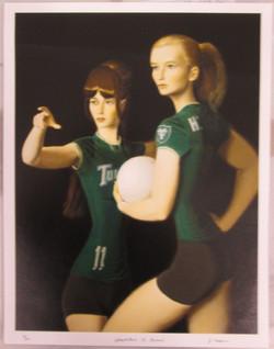 Volleyballers VI (Tulane)