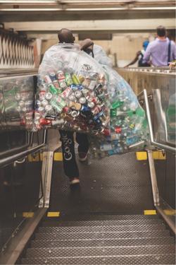 Untitled; New York Subway