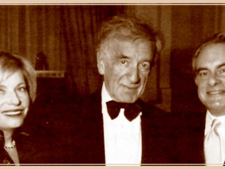 A Tribute to Professor Elie Wiesel