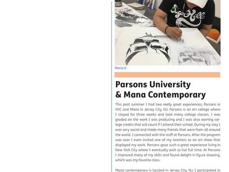 Newmark High School Newsletter
