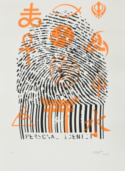 god print's identity